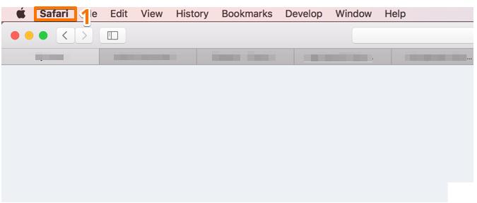 Підписник повинен перейти до меню браузеру: